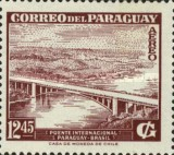 [Airmail - Inauguration of International Bridge between Brazil and Paraguay, Typ PJ1]