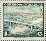 [Airmail - Inauguration of International Bridge between Brazil and Paraguay, type PJ2]