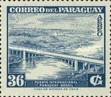 [Airmail - Inauguration of International Bridge between Brazil and Paraguay, Typ PJ3]