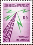 [Paraguayan Progress - Inscribed
