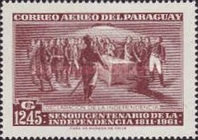 [Airmail - The 150th Anniversary of Independence, Typ PU]