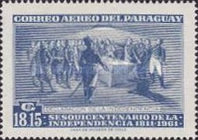 [Airmail - The 150th Anniversary of Independence, Typ PU1]