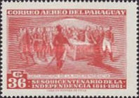 [Airmail - The 150th Anniversary of Independence, Typ PU4]