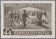 [Airmail - The 150th Anniversary of Independence, Typ PU5]