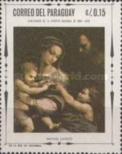 [Christmas - Madonna Paintings, Typ QEI]