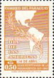 [The 150th Anniversary of Independence - Day of the Americas, Typ QU]