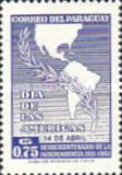 [The 150th Anniversary of Independence - Day of the Americas, Typ QU1]