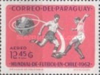 [Airmail - Football World Cup - Chile, Typ RF]