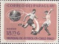 [Airmail - Football World Cup - Chile, Typ RF1]