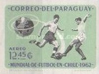 [Airmail - Football World Cup - Chile, Typ RF3]