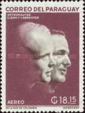 [Airmail - Manned Space Flights, Typ RQ1]