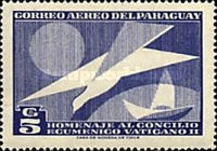 [Airmail - The Second Vatican Ecumenical Council, Typ RY]