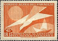[Airmail - The Second Vatican Ecumenical Council, Typ RY3]