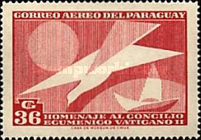 [Airmail - The Second Vatican Ecumenical Council, Typ RY5]