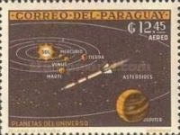 [Airmail - The Solar System, Typ SE]