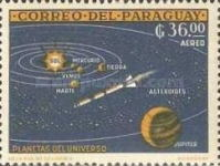 [Airmail - The Solar System, Typ SE1]