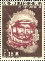 [Airmail - Space Travel, Typ SP1]