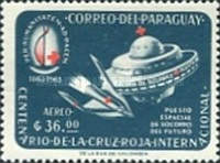 [Airmail - The 100th Anniversary of International Red Cross, Typ TX]