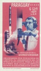 [Airmail - Space Travel, Typ VF3]