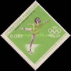 [World Ski Championships - Portillo, Chile and Winter Olympic Games - Grenoble, France 1968, Typ XBE]
