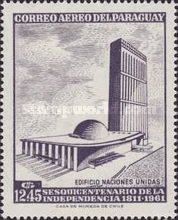 [Airmail - The 150th Anniversary of Independence - U.N.O., Typ XQV]