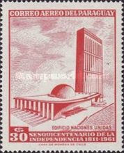 [Airmail - The 150th Anniversary of Independence - U.N.O., Typ XQV3]