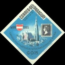 [Airmail - Important Events in 1965, Typ YZ2]