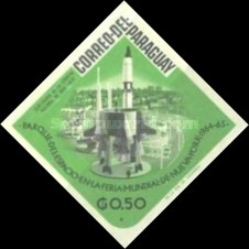 [Airmail - Important Events in 1965, Typ ZC1]
