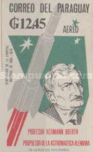 [Airmail - German Contribution to Space Exploration, Typ ZT3]