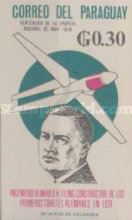 [Airmail - German Contribution to Space Exploration, Typ ZW1]
