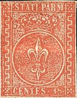 [Coat of Arms - Colored Print on White Paper, type A8]