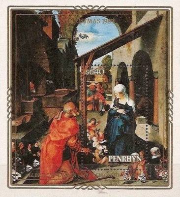 [Christmas - Paintings by Albrecht Durer, type ]