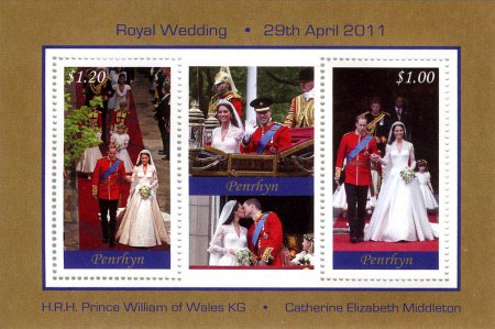 [Royal Wedding - Prince William & Catherine Middleton, type ]