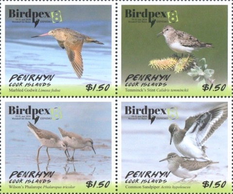 [Specialized Philatelic Exhibition BIRDPEX 8 - Mondorf-les-Bains, Luxemburg, type ]