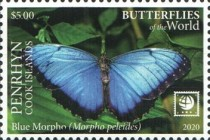 [Insects - Butterflies of the World, type ABC]