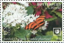 [Insects - Butterflies of the World, type ABD]