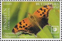 [Insects - Butterflies of the World, type ABE]