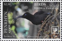 [Birds of the World - Birds of Paradise, type ABI]
