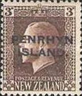 [New Zealand Postage Stamps Overprinted, type D5]