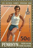 [Olympic Games - Moscow, USSR - Winners, type DO]