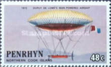 [The 200th Anniversary of Manned Flight - Airships, type IS]