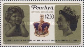 [The 60th Anniversary of the Birth of Queen Elizabeth II, type LN]