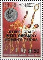 [Olympic Games - Seoul, South Korea - Gold Medal Winners, type MW]