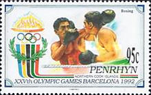 [Olympic Games - Barcelona, Spain, type OF]