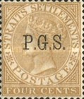 [Straits Settlement Postage Stamps Overprinted