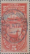 [Previously Issued Postage Due Stamps Overprinted in Blue or Red Colour - With Grill, Typ F1]
