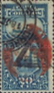 [Postage Due Stamps of 1881 Overprinted