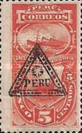 [Postage Due Stamps of 1881 Overprinted - Not Issued, Typ K]
