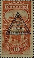 [Postage Due Stamps of 1881 Overprinted - Not Issued, Typ K1]