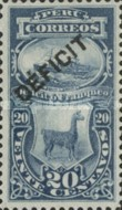 [Postage Stamps of 1886 & Postage Due Stamps of 1874 Overprinted